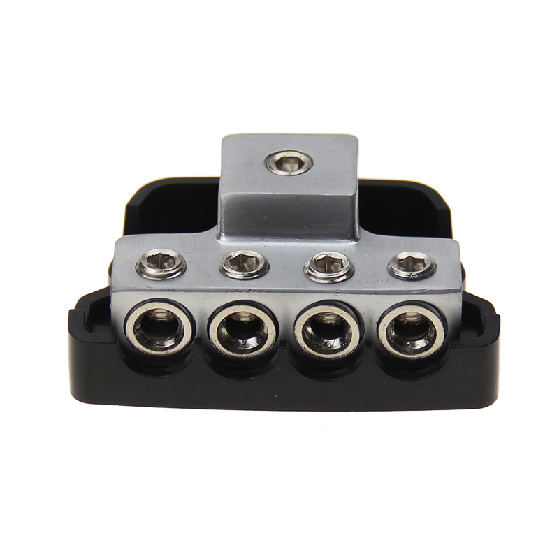 New model main power distribution frame terminal block 1x0/4GA IN 4x4/8GA OUT