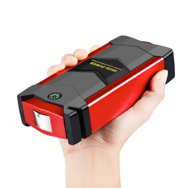 2019 New Multi-function 12000mAh Jump Starter for emergency