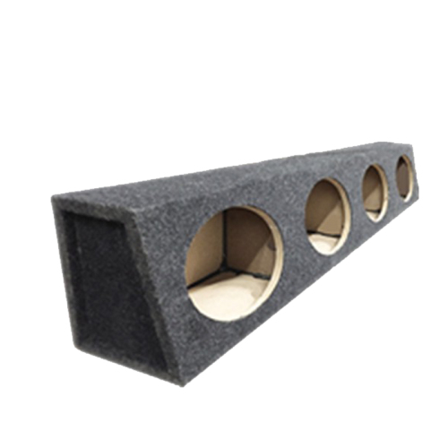 car speaker box 6x9 4 way Speaker Enclosure with carpet made in China