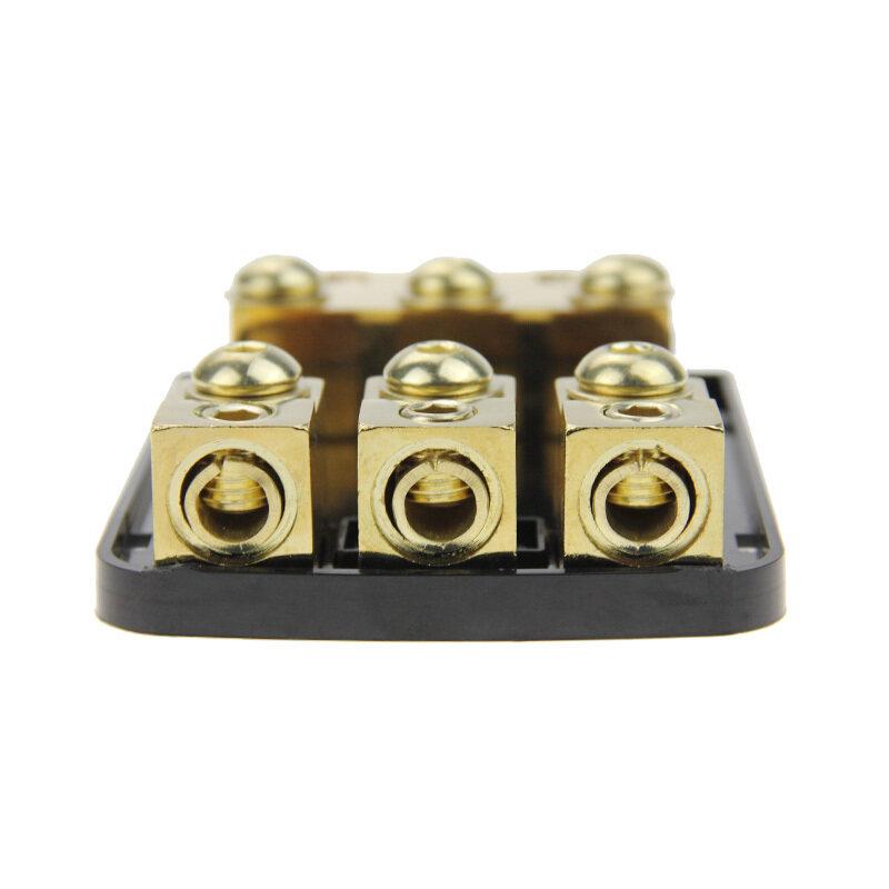 Zinc alloy automotive ANL auto fuse holder car audio anl fuse holder