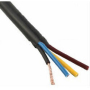 9.45 MM diameter PVC insulated four cores 60227 IEC 300/500V 53 RVV CABLE made in china