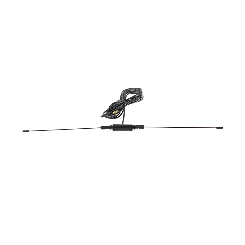 Customized 420-433MHz 3dbi RG174 External  antenna car patch antenna SMA with 3 meter cable