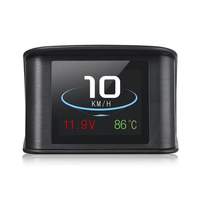 OBD 2 HUD Head Up Display Digital Car Computer Auto ECU Film Gauge Speed Meter Electronic Monitor Diagnosis Tool