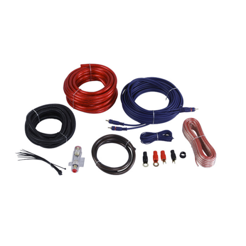 Double Blister Package OFC/CCA Car Audio Amp wiring kit