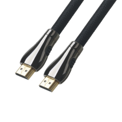 High Quality Braided Ultra HD HDMI Cable High Speed 2160P 4K 3D