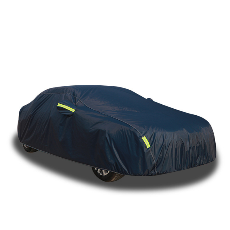 Custom portable outdoor hail proof waterproof shade universal body car cover