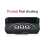 High Quality Hud Vehicle Head Up Display Car Heads Up Display Car Hud Speedometers Overspeed Warning