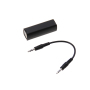 3.5mm Audio Ground Loop Noise Isolator filter for Car Audio and Home Stereo System