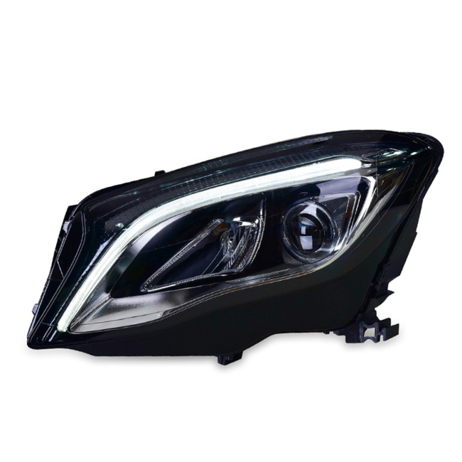 Best Quality Car Auto Full LED Headlight Headlamp Assembly For 15-19 Model Mercedes-benz GLA