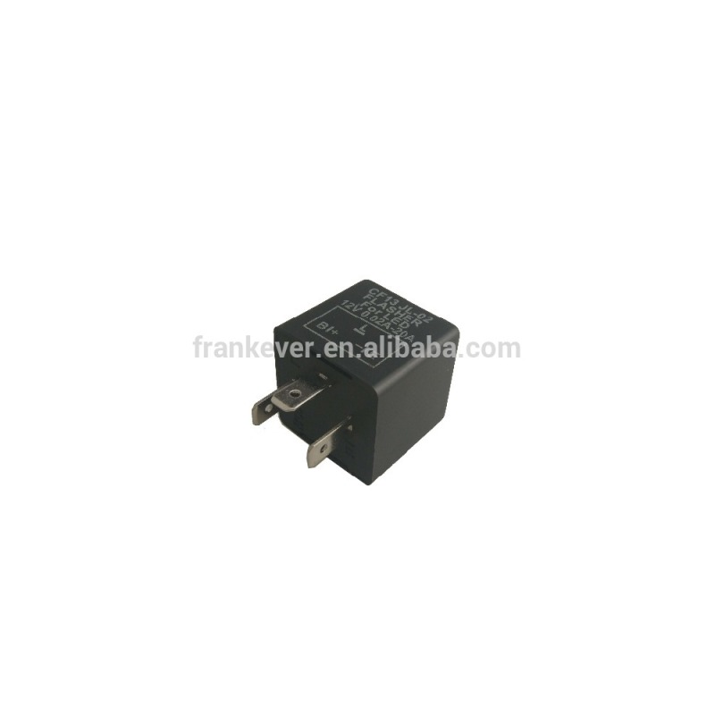 Low Price Motorcycle 3 pin Electronic LED Flasher 12V Relay Fix Flasher for LED Bulbs Indicators CF13 JL-02