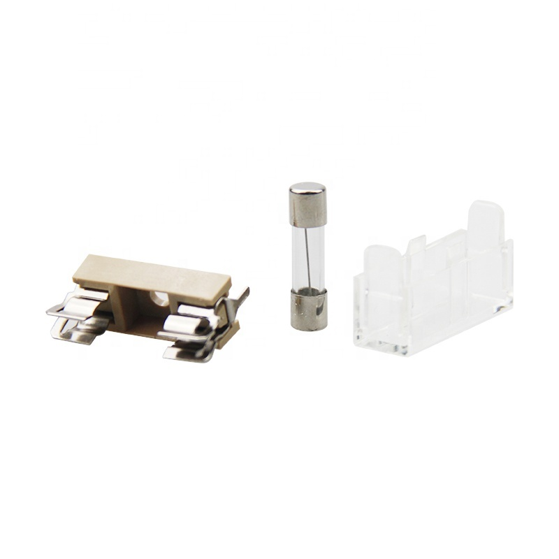 10A available instruments protecting telephone sets fuse holder for power supplies