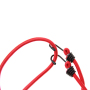 Bungee cords 8mm durable rubber  luggage bungee cord with iron hook