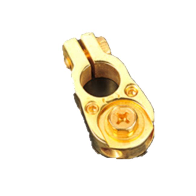 High quality Gold plated Small battery terminal for Car