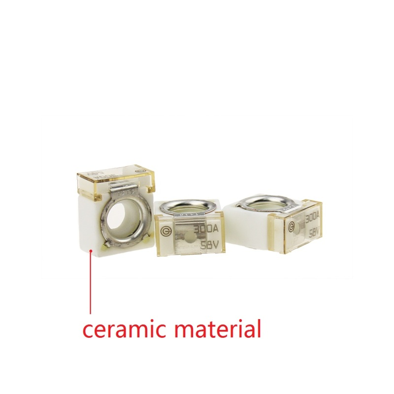 Ceramic material ABF fuse for car and boat Battery Protection Fuse