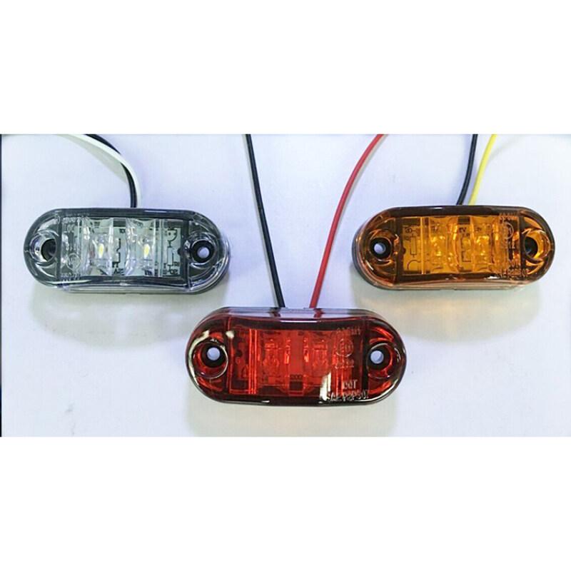 led side marker lights for trucks safe led truck light 12v/24v led side marker lights