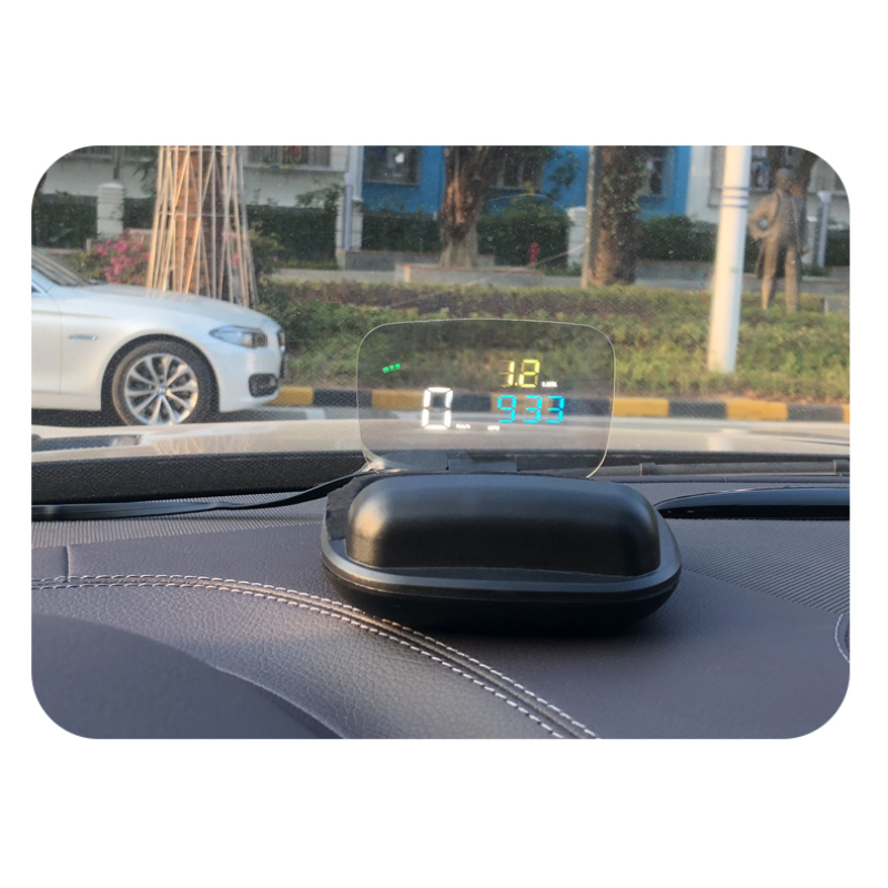 Car Windscreen Projector HUD Head Up Display Universal Mobile Phone Holder Multi-function car GPS hud