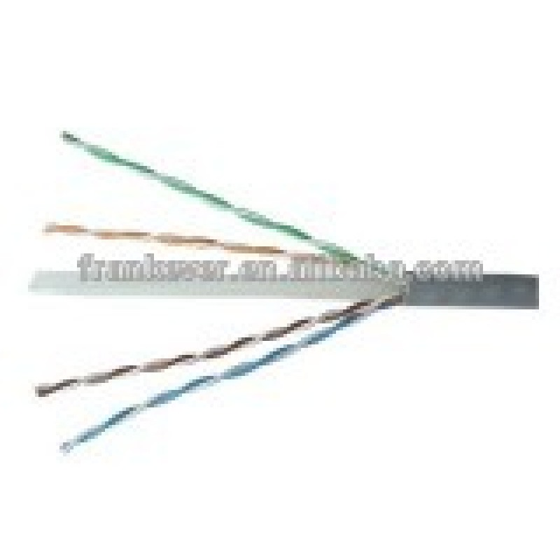 Frankever best price UTP/FTP/STP/SFTP Cat5 Cat5e Cat6 indoor outdoor Lan Cable Made in China