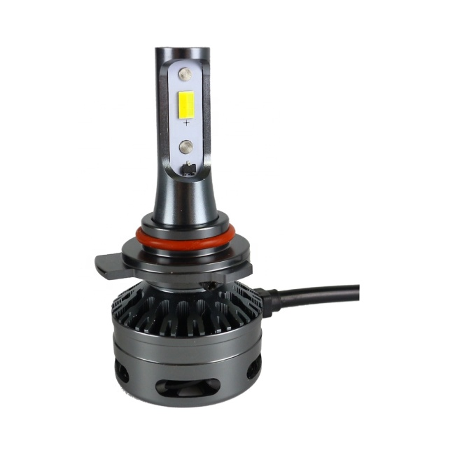 Tri-color LED Headlight H1 H7 H8 H11 9005/9006 9012 Three Color 30W Car Headlight 3300K 5500K 6K