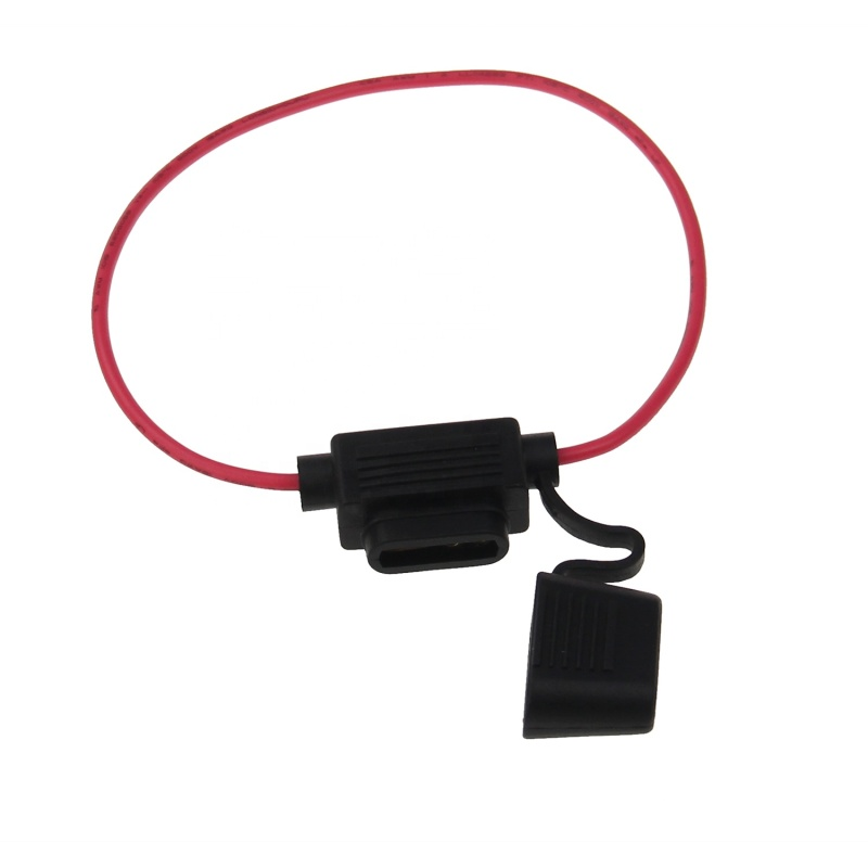 High quality car automative ATC fuse holder for 10GA power cable