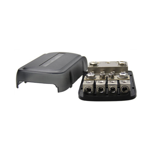3x0/4ga in-4x4/8ga out automotive mini ANL auto fuse holder car audio anl fuse holder