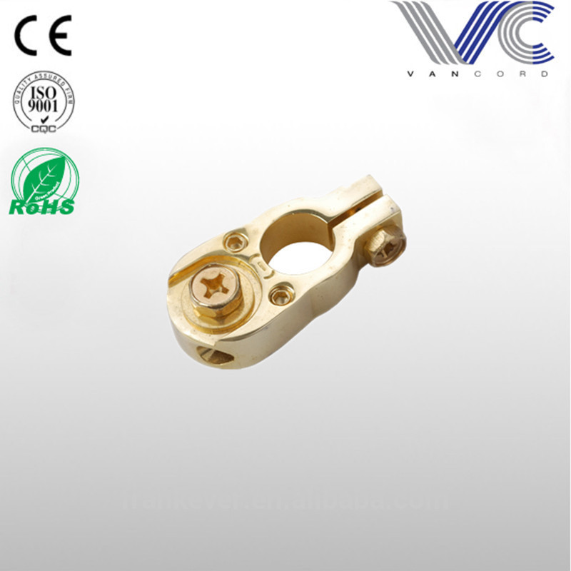 12V positive and negative forging car battery terminal