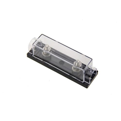 bolt type car audio boat use Automotive  ANL fuse holder fuse box without fuse