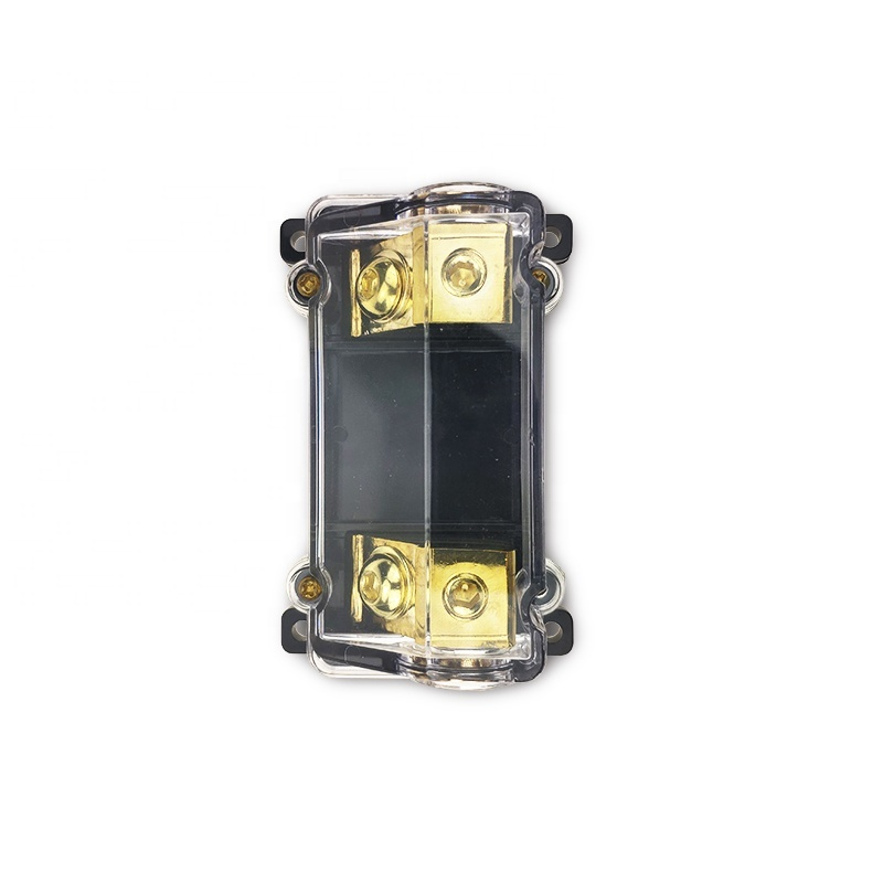 Hot Sales Car Automotive 1X0/4GA IN-4X0/4GA OUT ANL Fuse Holder