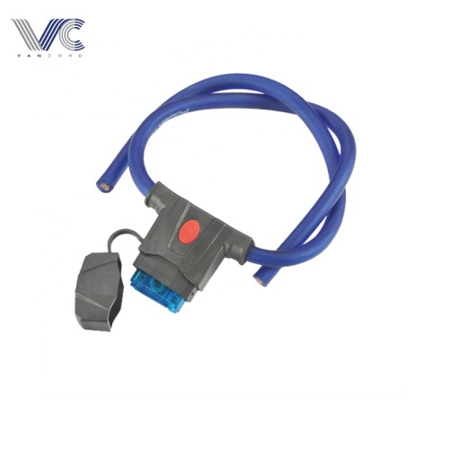 MAXI FUSE HOLDER WITH WATERPROOF COVER AND FUSE