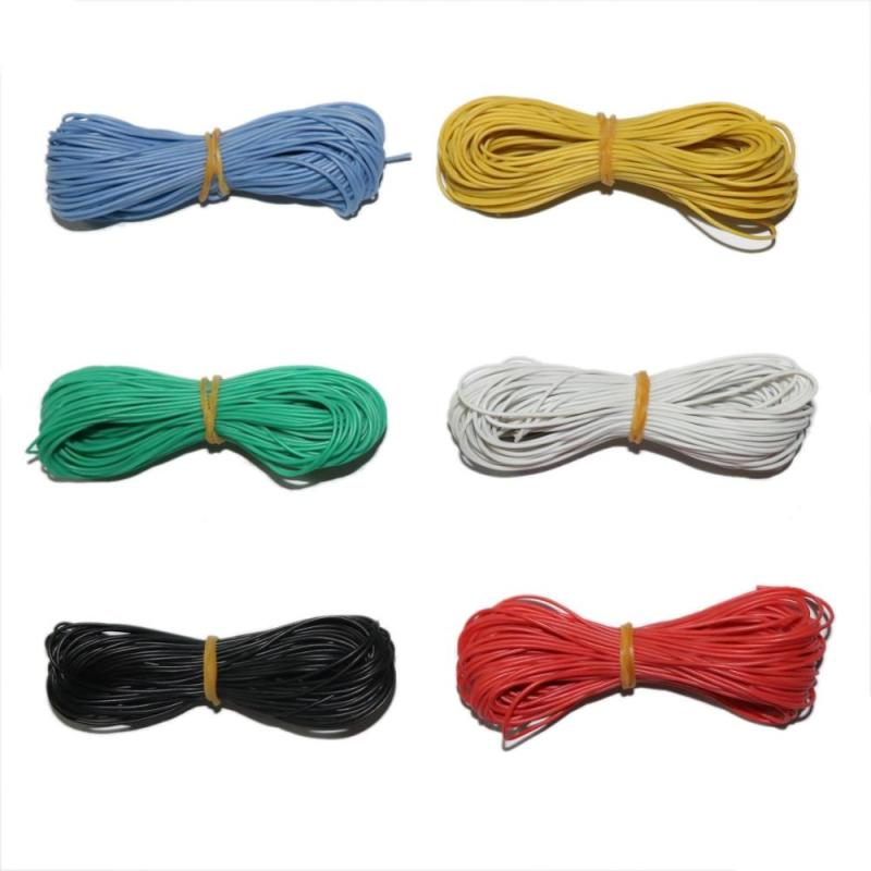 14awg colorful single core electrical wire car remote wire single cable CCA material