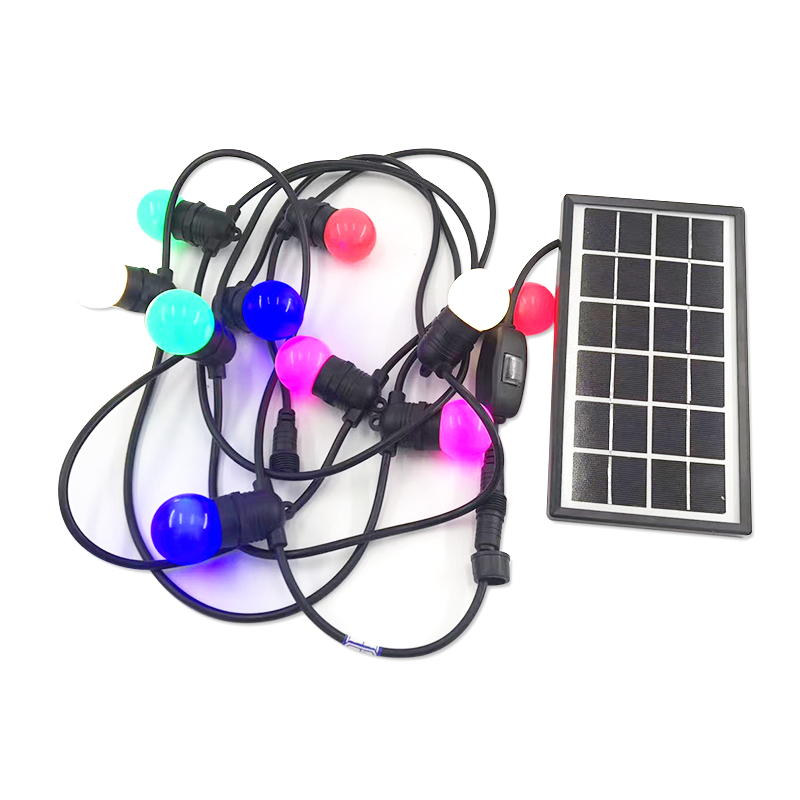 Solar String Lights for Outdoor Patio Lawn Landscape Garden Home Wedding Holiday Decorations