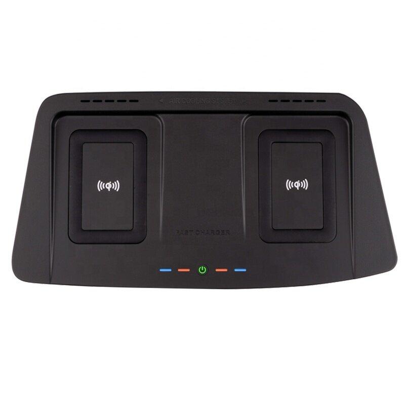 12v-6V/72W Qi special vehicle-mounted fast car wireless charger for Highlander (15-19 models)
