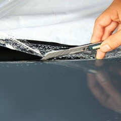 Car Clear Paint Protection Vinyl Film with Wide Choose Your Size Including Tools