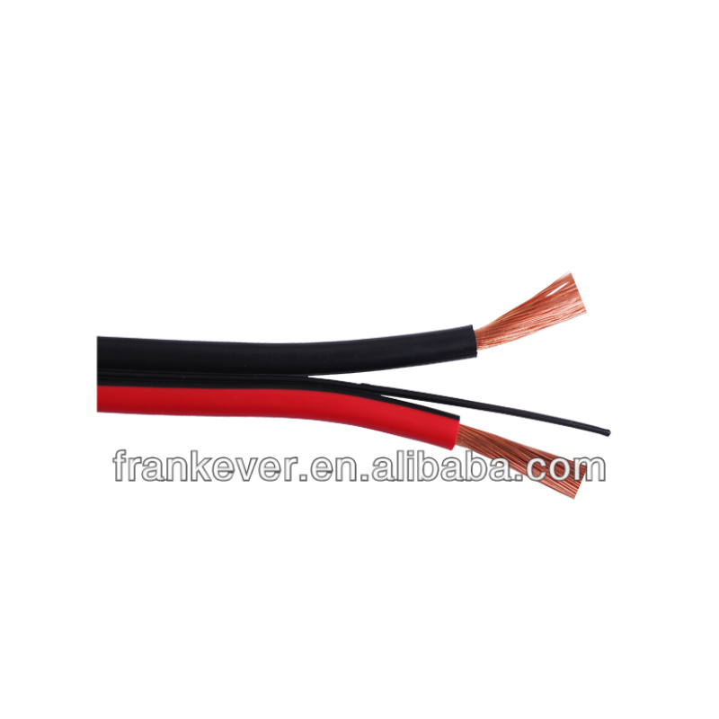 11.0mm Copper red 10AWG car speaker wire