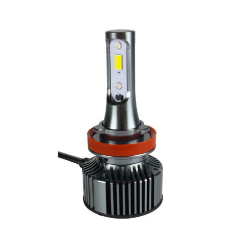 Famous 3 Colors LED Headlight Tri-color LED H1 H4 H7 H11 9005/9006 9012 LED Headlight  Bulb