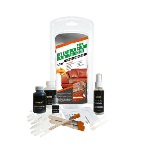 Repair Kit Auto Car Seats DIY Leather Color Restoration for Sofa Couches, shoes jackets,furniture