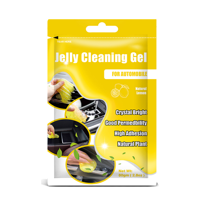 2020 New Style 80G Cleaning Glue Magic Gel Cleaner Jelly Dust Cleaning Gel for Car