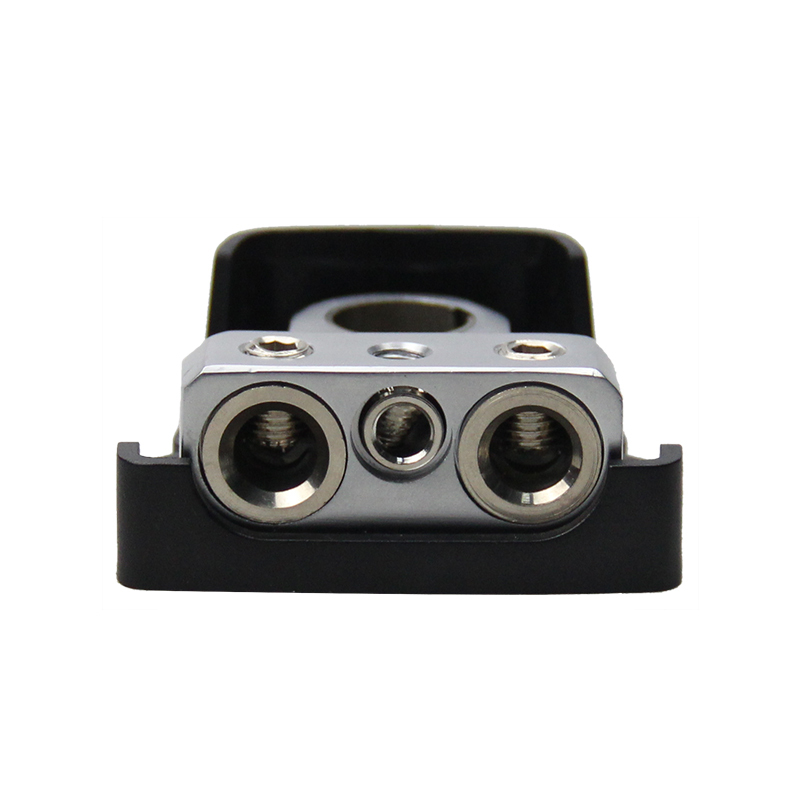 Zinc alloy 2*0/4ga+1*4/8GA automotive battery terminal clamp car battery terminal connector