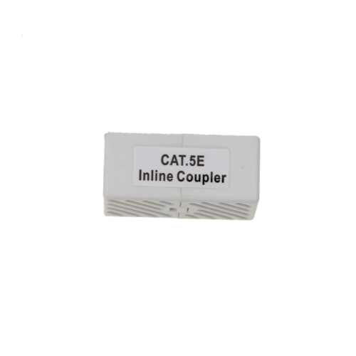 Network UTP cat5e inline coupler  Ethernet Networking Keystone Jack