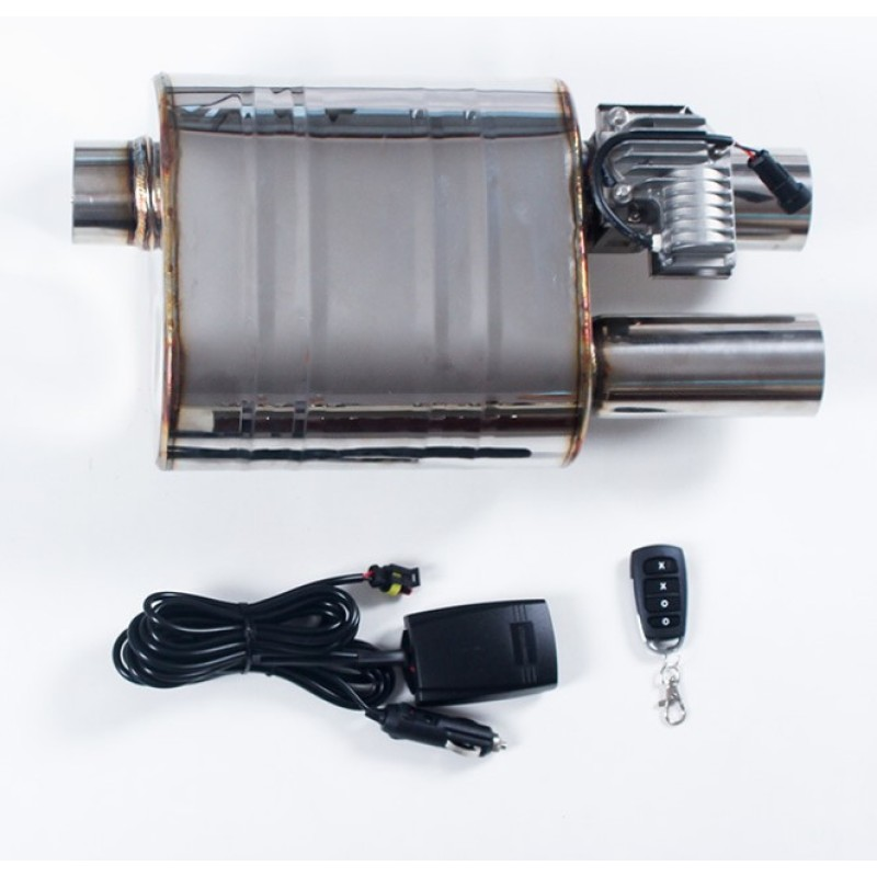 Car Exhaust Pipe Muffler with Remote control