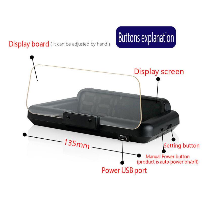 car navigator navigation wireless charging navdy phone glasses mirror reflecting film hud head up display holder bracket