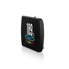 Universal Car Speedometer Windshield Display Car Hud OBD 2 Gauge Heads Up Display