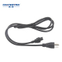 IEC320 C5 to NEMA 5-15P AC Power Cord for Laptop Power cord extension Cloverleaf laptop power cord