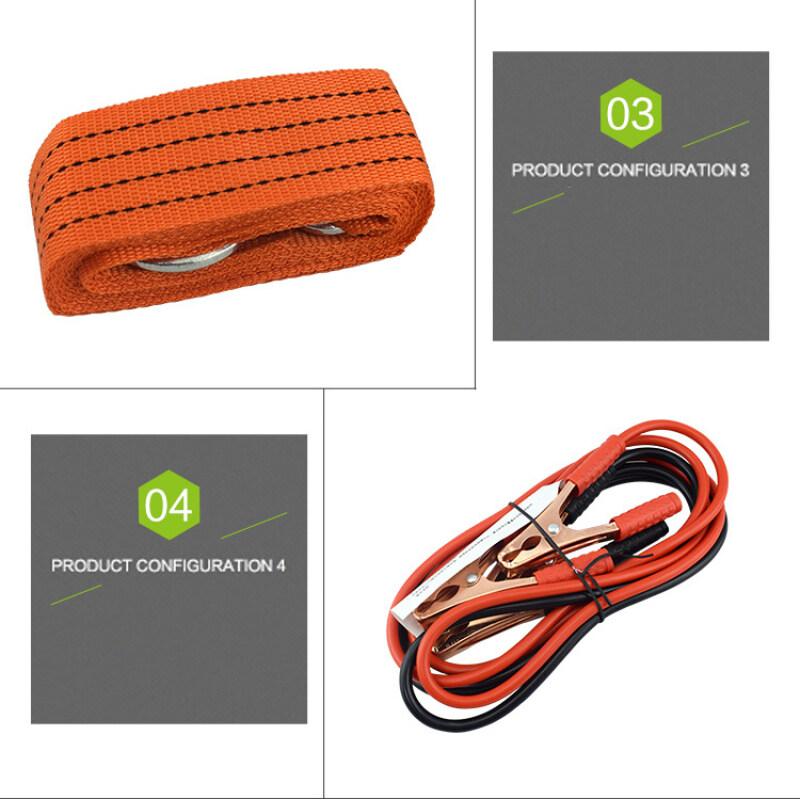Car Emergency Roadside Kit Auto Safety Roadside Assistance Kit car emergency kit