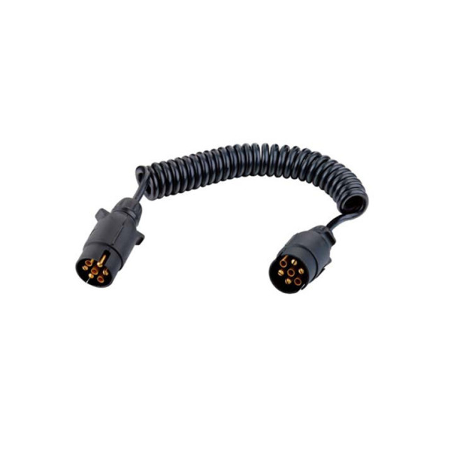 high quality customization PU/PVC material RJ45/audio/usb/DC/telephone/power spiral cable