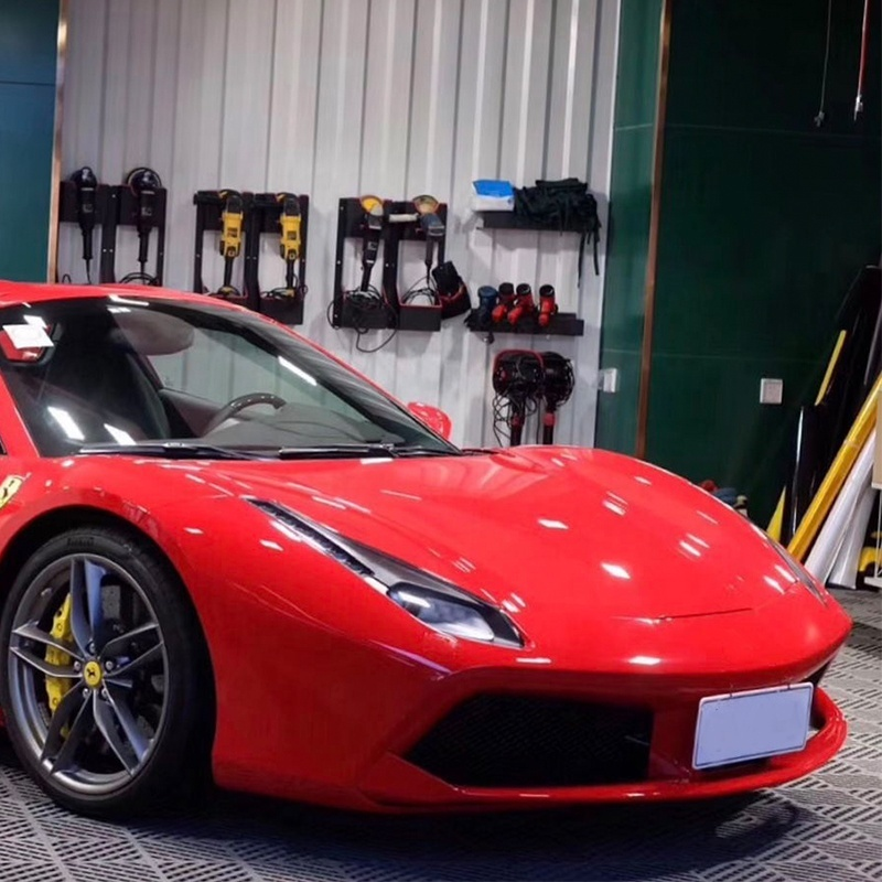 8mil thickness TPU Car Clear Paint Protection Vinyl Film with length optional