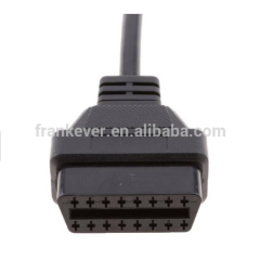 OBD2 16Pin to 17Pin Car Diagnostic Cable for Mazda