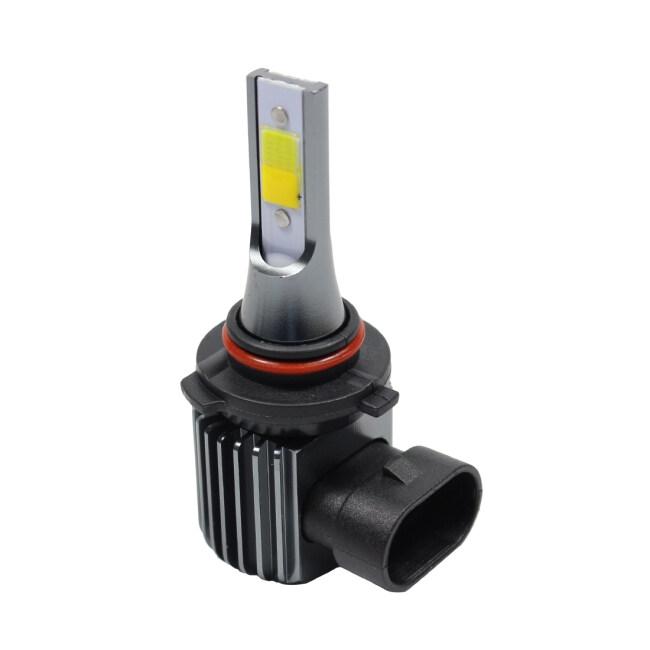 E4 COB Headlight Bulbs 10W 1000lm two-color fog lamps H8/H11 9005/9006 H7 motorcycle LED Headlight