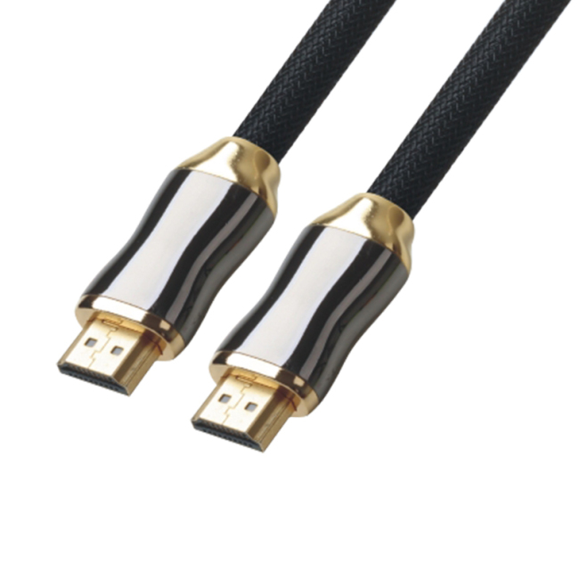 4K HDMI Cable Supports 4K 120Hz(Dolby Vision, HDR10, E-ARC, HDCP 2.3)