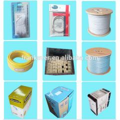 high end UPT Cat6 RJ45 CCA network cable / patch cord made