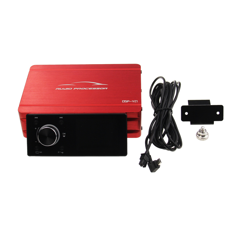 DSP Power AMPLIFIER Sound Processor with DSP for Car Audio